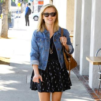 Reese Witherspoon Puts Her Kids First