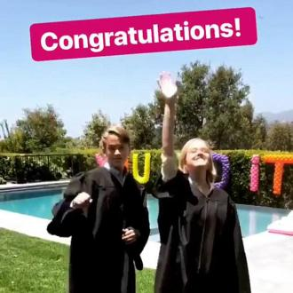 Reese Witherspoon throws a graduation party for her kids