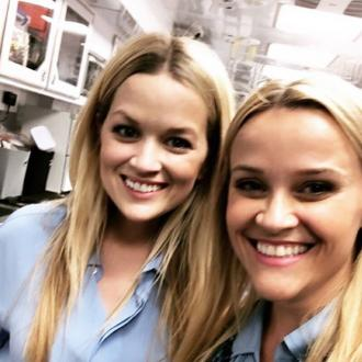 Reese Witherspoon unveils her body double