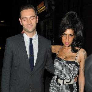 Amy Winehouse Forgives Boyfriend