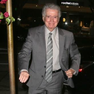 Regis Philbin laid to rest