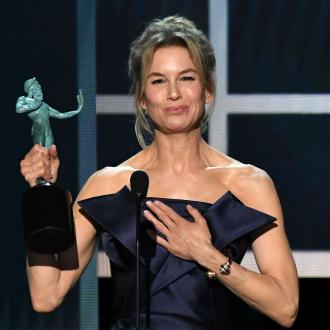 Renee Zellweger dedicates SAG win to Judy Garland