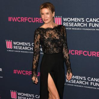 Renee Zellweger plans to 'sit still' before taking on new projects