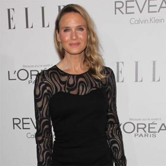 RenéE Zellweger Is 'Very Happy'