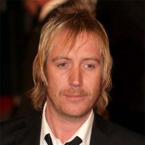Food Fan Rhys Ifans