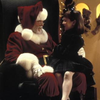 Richard Attenborough is the UK's favourite screen Santa Claus