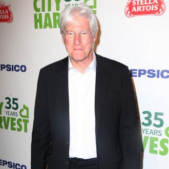 Richard Gere is 'happiest man' after wedding