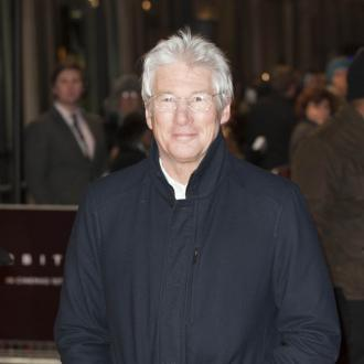 Richard Gere Won't Watch Movie 43