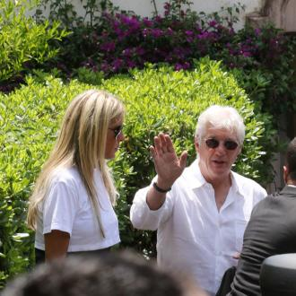 Richard Gere romancing actress half his age