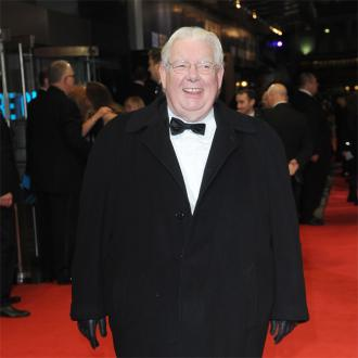 Richard Griffiths Is Laid To Rest