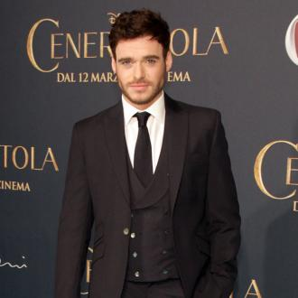 Richard Madden misses his Game of Thrones cloak