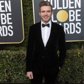 Richard Madden brought his parents to Golden Globes