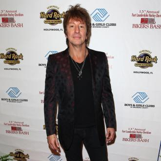 Richie Sambora Struggles To Stay Sober