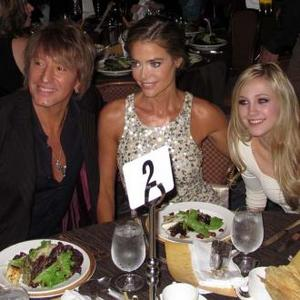 Richie Sambora Inspired By Daughter To Get Sober
