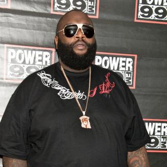 Rick Ross Home From Hosptial