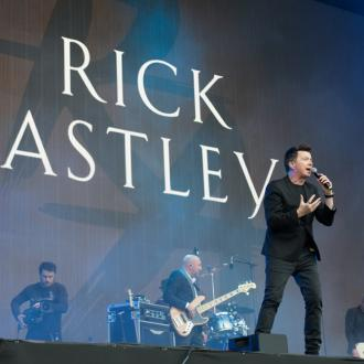 Rick Astley has his own toilet at Japan bar
