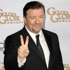 Ricky Gervais' Fame Boosted Relationship