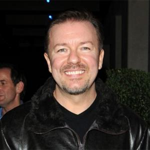 Ricky Gervais Had Weight Worries