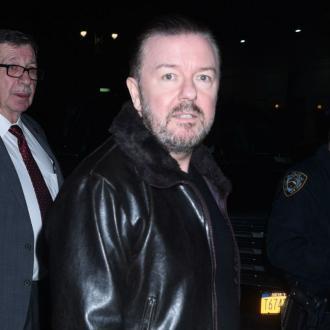 Ricky Gervais doubts he'd get Oscars job