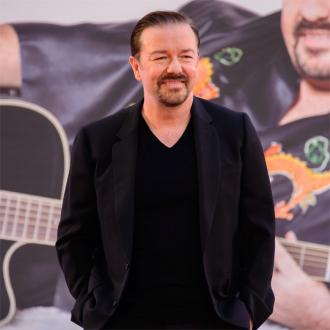 Ricky Gervais is determined to defend free speech