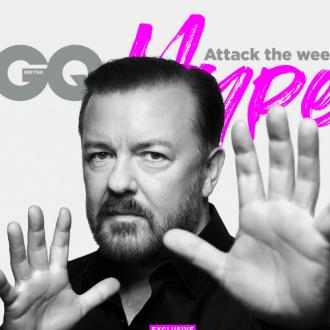 Ricky Gervais wants to host Oscars