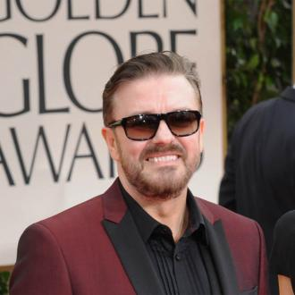 Ricky Gervais Injures Himself At Gym