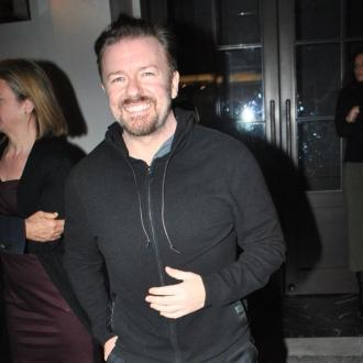 Ricky Gervais 'Knew' Muppets Would Upstage Him