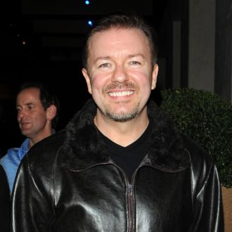 Ricky Gervais Recalls Failed Music Career To Write Life On The Road