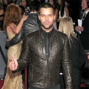 Ricky Martin Hid Anger