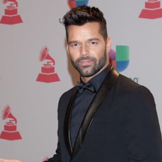 Ricky Martin met fiancé on Instagram