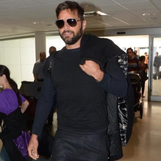 Ricky Martin: Touring Gives Kids Stability