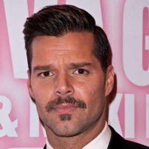 Ricky Martin: My Son 'Meditates'