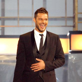 Ricky Martin gives his kids stability