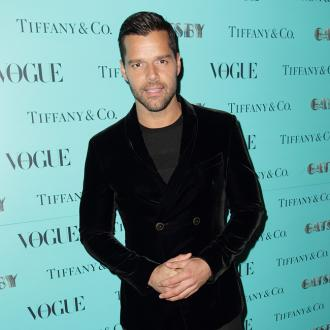 Ricky Martin dedicates charity award to Puerto Rican residents