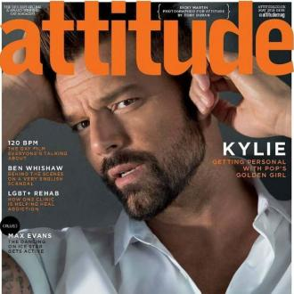 Ricky Martin had six-month online chat with Jwan Yosef