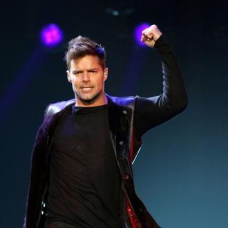 Ricky Martin Won't Be A Nasty Judge