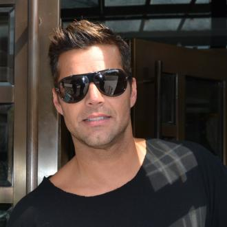 Ricky Martin Wishes He Could Come Out Again