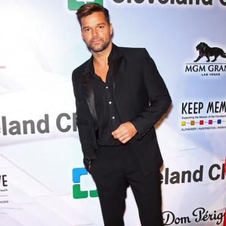 Ricky Martin Takes Sons On Tour For 'Stability'