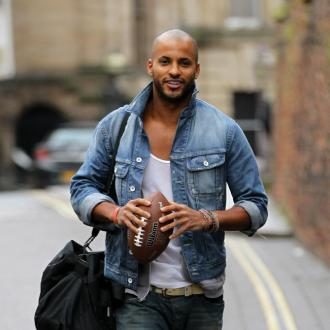 Ricky Whittle dumps Rumer Willis?