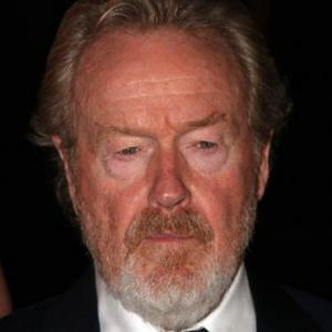 Ridley Scott Creates Nasty Alien