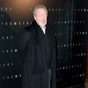 Ridley Scott Says Hollywood Has Exhausted Sci-fi