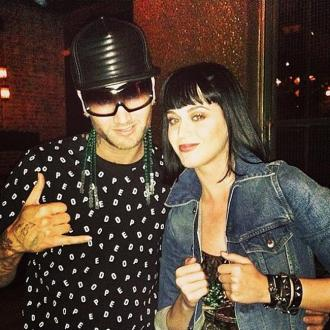 Katy Perry Dating Rapper Riff Raff