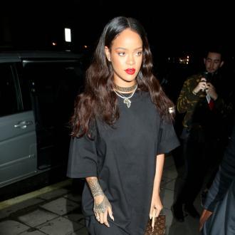 Rihanna's 21k hotel room