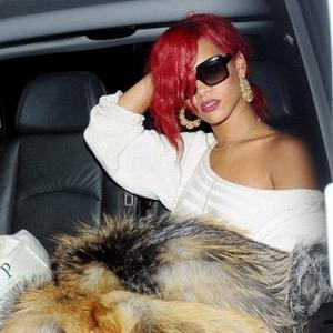 Rihanna Thought Russell Brand Was An 'Idiot'