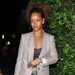 Rihanna's Early Morning Work-outs