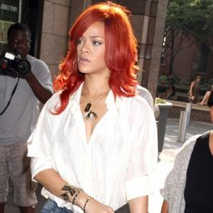 Rihanna Grows Close To Video Co-star