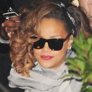 Rihanna Had Junk Food Flown In To Holiday Villa