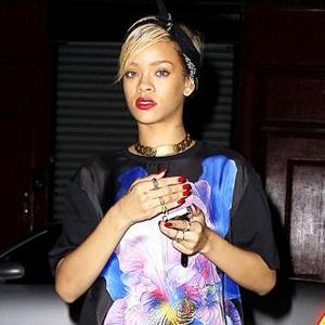 Rihanna Ends Interview After Love Life Question