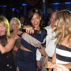 Rihanna's Family Criticise Management For Overworking Her