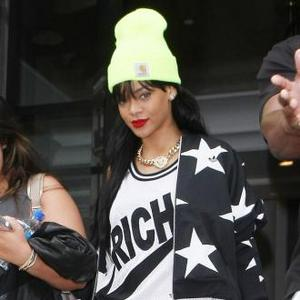 Rihanna Creates Fashion Line